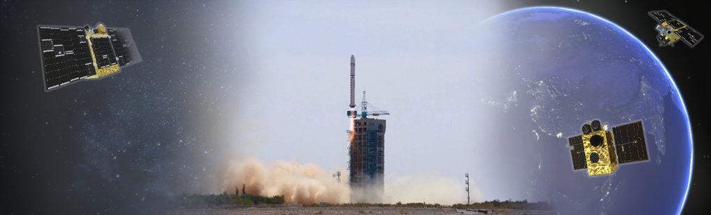 LuoJia-1A scientific experimental satellite launched